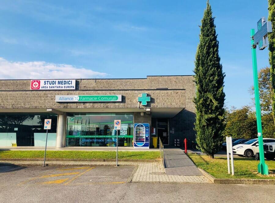 ASE centro medico area sanitaria europa